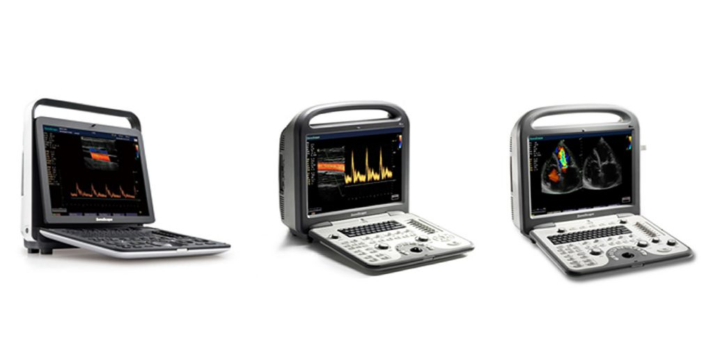 VARIETY OF MOBILE ULTRASOUND MACHINES